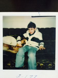 A Boy's Life, National Adoption Month